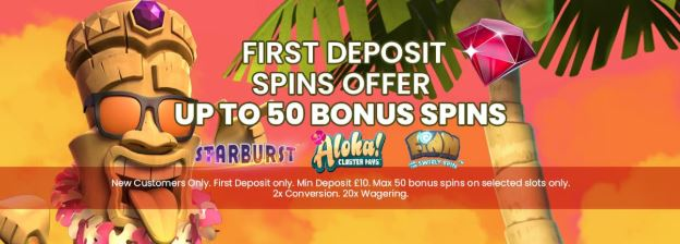 Mayfair casino free spins