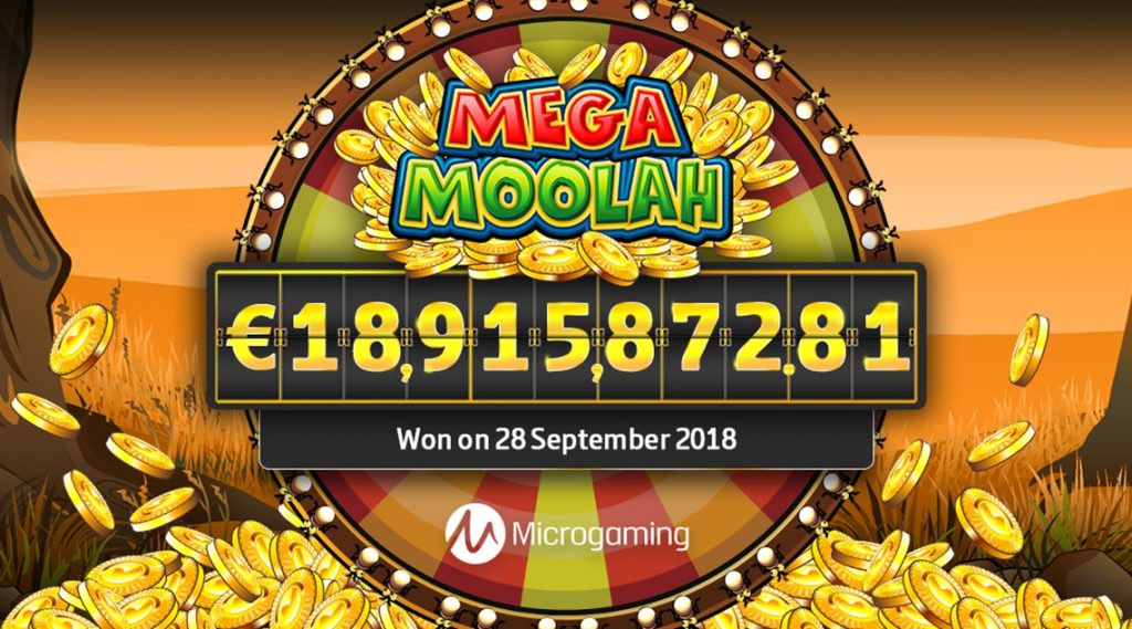 Mega Moolah big win