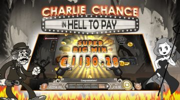 Best Casino to play Charlie Chance in Hell to Pay Online Slot