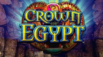 Where to Play Crown of Egypt Slot