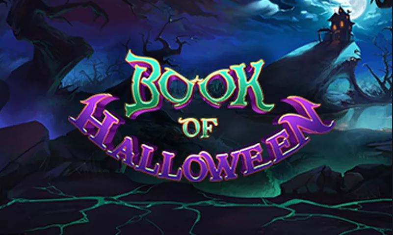 Book of Haloween themed slot