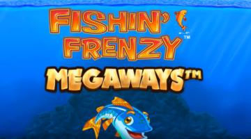 Fishin Frenzy Megaways Big Win – Streamer Collects 975x Win on Bonus Game