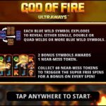 God of Fire slot review